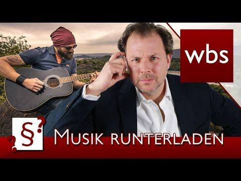 Darf ich Musikvideos von YouTube herunterladen? | Rechtsanwalt Christian Solmecke