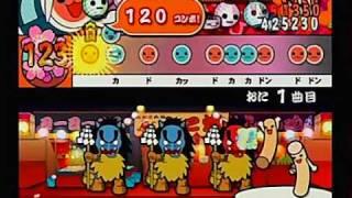 【太鼓の達人14】 ヒカリノカナタヘ(裏譜面)