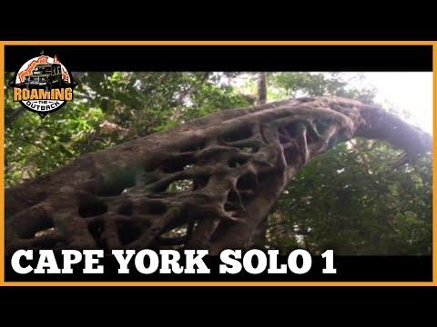 Solo Cape York Adventure - Daintree National Park - Part 1/7