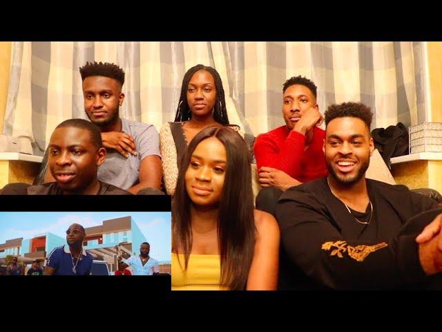 Preto Show ft. Davido - Banger (Mamawe) [ REACTION VIDEO ] || @preto__show @iam_Davido