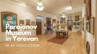 The Parajanov Museum in Yerevan