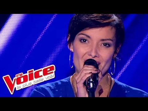 Phil Collins – Against All Odds | Kareen Antonn | The Voice France 2013 | Blind Audition