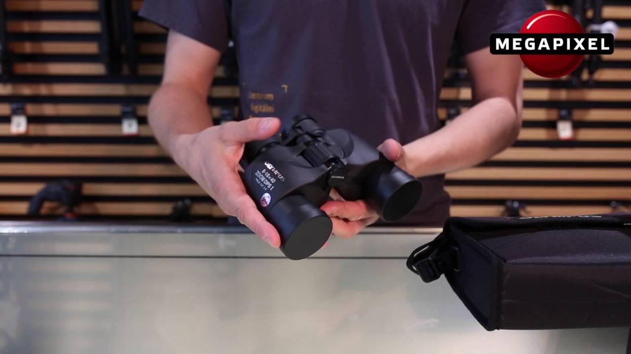 Představujeme dalekohled olympus zoom dps i youtube