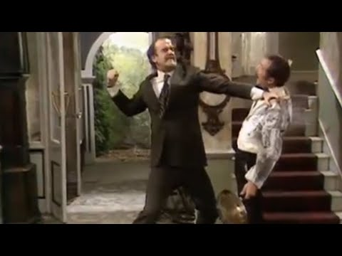 Fa-fa-fa-fire! - Fawlty Towers - BBC