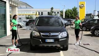 Steam car wash - twist eco car wash uk