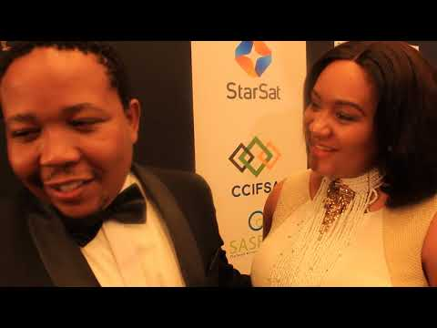 SAFTA - Presley Chweneyagae. SAFTA SOUTH AFRICAN FILM & TELEVISION AWARD - SABC2 YOU BELONG