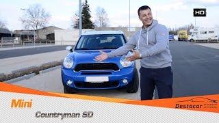 Мега позитивное видео. Осмотр Mini Countryman SD в Германии(В этом видео мы приехали на осмотр Mini Countryman S Diesel. Mini Countryman — мини-кроссовер автопроизводителя Mini. Первый..., 2016-04-24T08:25:10.000Z)