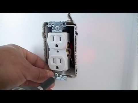 Instalacion De Tomacorriente Electrico