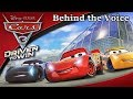 Cars 3 (2017) Behind The Voice - Cars 3 Movie Voice Actors 2017