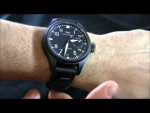 IWC Top Gun Big Pilot Watch Review
