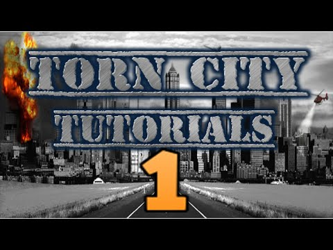 Torn City tutorials episode 1 - quick leveling up!