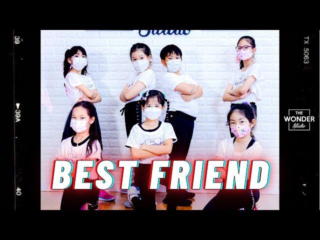 Best Friend - Saweetie (Feat. Doja Cat) | Dance Video by TheWonderStudio
