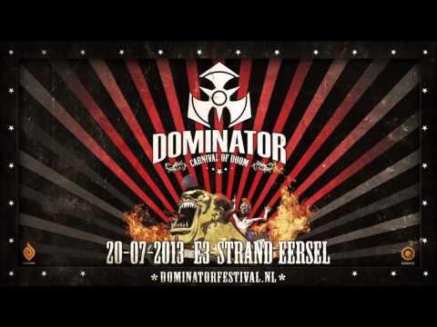 Dominator 2013 - Carnival Of Doom CD1
