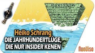 Die Jahrhundertlüge, die nur Insider kennen - Heiko Schrang bei SteinZeit