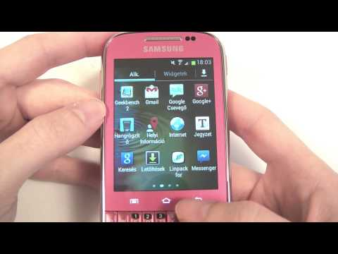 Samsung Galaxy Chat (B5330)