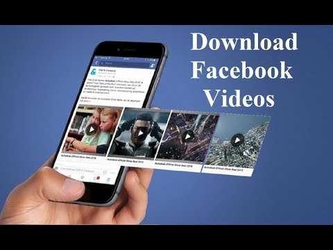 How To Download Facebook Videos To Your Phone Gallery