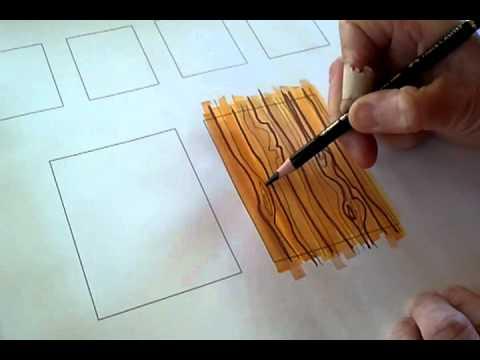 Timber Render Woodgrain Youtube