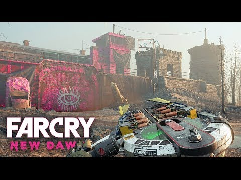 RUINED PRISON EXPLORATION! - Far Cry New Dawn Free Roam! thumbnail
