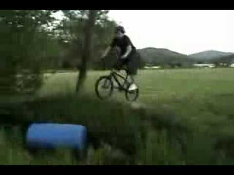 Bicycle Faceplant