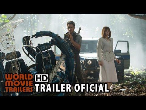 Trailer do filme Jurassic World - O Mundo dos Dinossauros