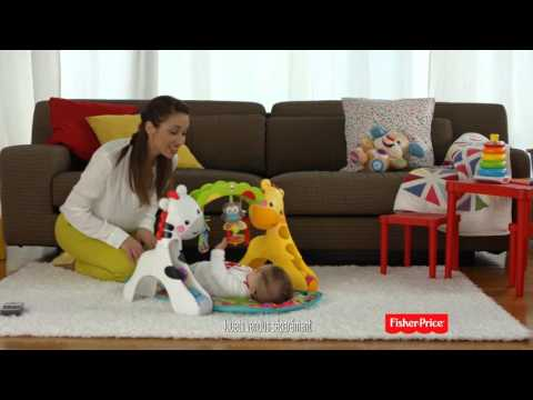 Fisher-Price® Mobile Doux Réves Papillon et Tapis Évolutif