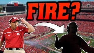 SHOULD MIKE RILEY BE FIRED? | WHO WOULD REPLACE HIM? EICHORST FIRED FROM NEBRASKA | HUSKER FOOTBALL