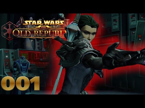 Star Wars The old Republic Gameplay german deutsch – S2P1 – Das Böse erwacht