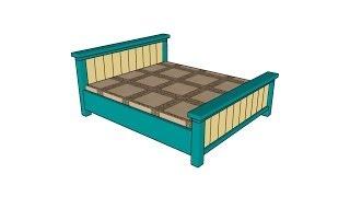 Pet Bed Plans