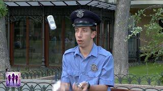 Сумасшедший полицейский. Смешной и еще смешнее