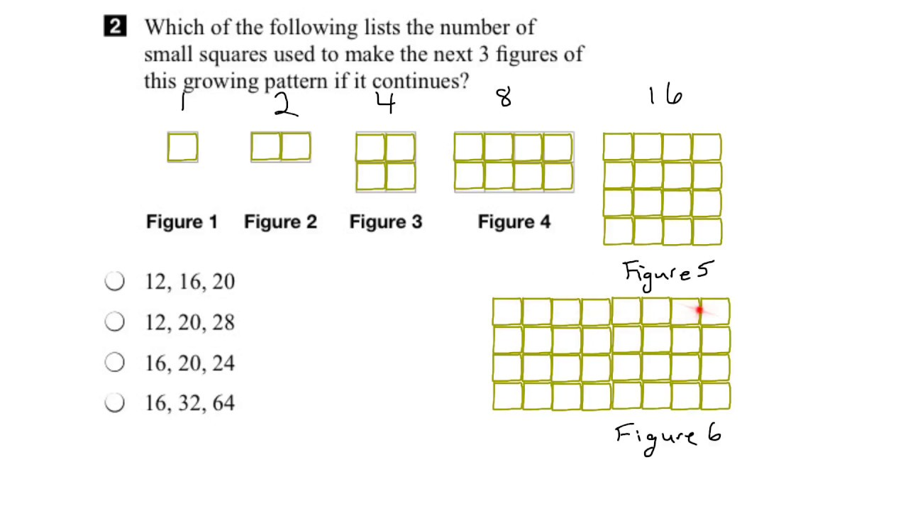 EQAO Grade 6 Math 2017 Question 2 Solution - YouTube