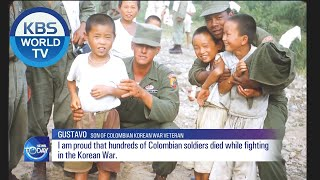 Colombians in the Korean War [KBS WORLD News Today / ENG / 2019.09.16]