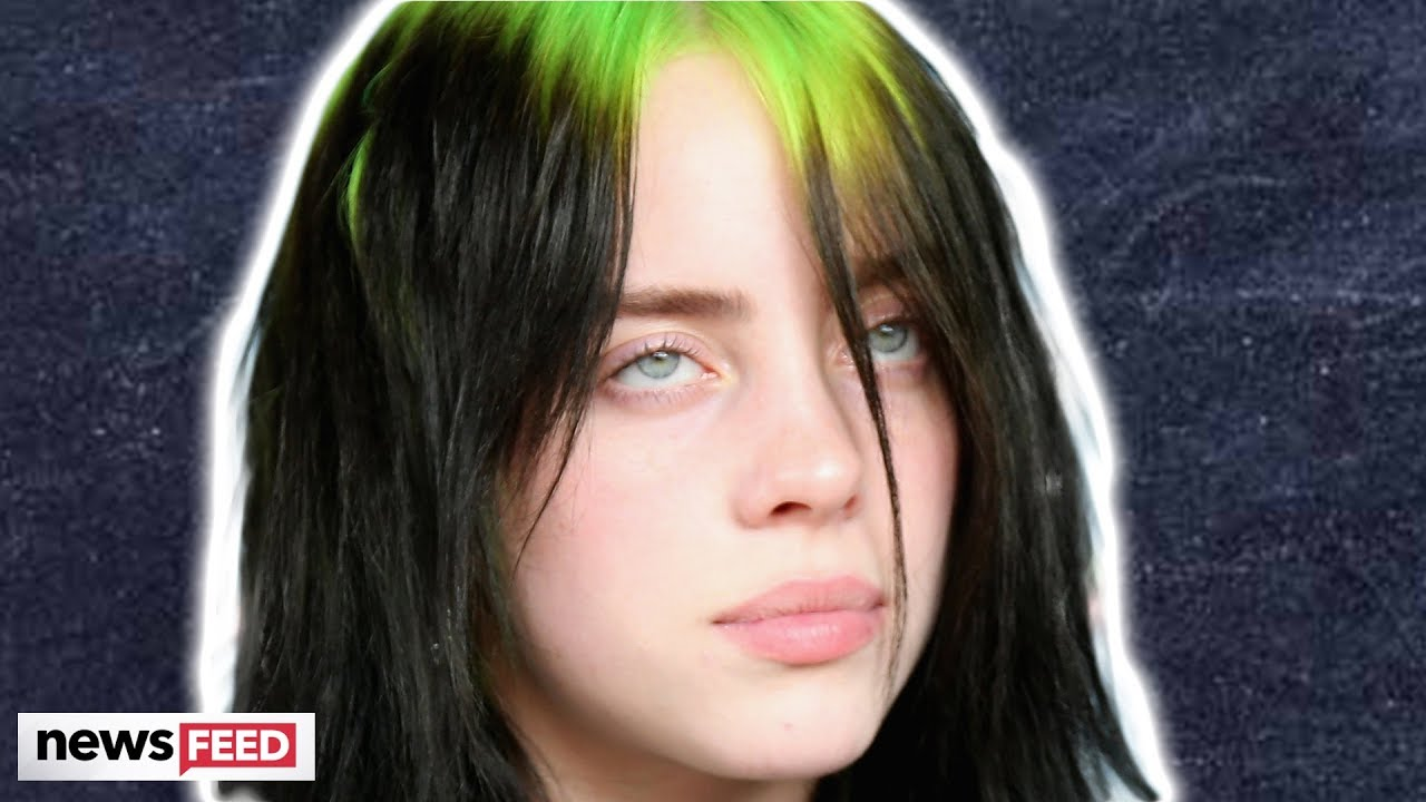 Billie Eilish Takes Off Shirt, Protests Body Shaming With Spoken ...
