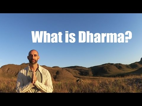 What is Dharma and How to Live It?
