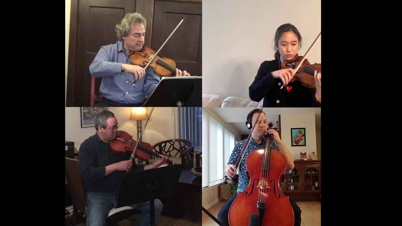 Grigoriu - Romanian String Quartet with DSO players