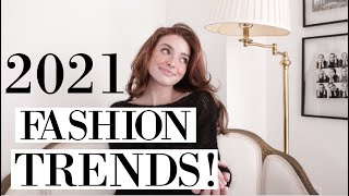 Fashion Trends for 2021 Trend Alert
