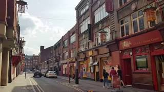 CHINA TOWN NEWCASTLE @ Harthys ..Visit United Kingdom ( London)