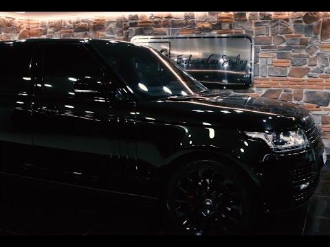 RUHSATA İŞLETME - Range Rover Boya Koruma - GMG Garage de Bir Gün Geçirmek