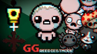 The Binding of Isaac Afterbirth +: Eden + TP2.0 + Chaos = GG
