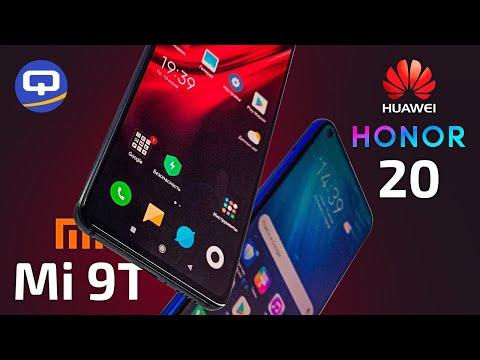 Сравнение Xiaomi Mi9T и Huawei Honor 20. Недофлагман или почти флагман? Что купить? / QUKE.RU /