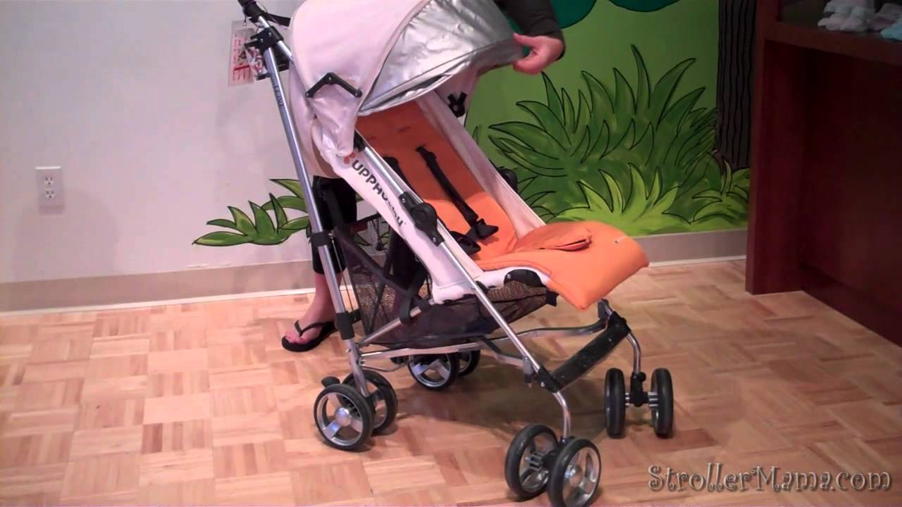 UPPAbaby G-Luxe Stroller & UPPAbaby G-Luxe Stroller - YouTube