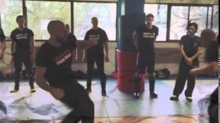 Impression Training 16-8-2015 in Nijmegen with Institute Krav Maga Netherlands.
