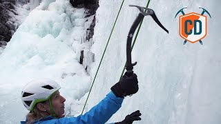How To Place An Ice Axe Like A Boss: Ice Climbing | Climbing Daily, Ep. 668