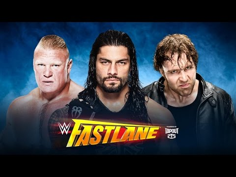 WWE Fast Lane 2016 [WWE 2K16 Simulation!]