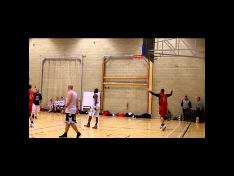 University of Bedfordshire Basketball Harlem Shake