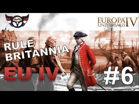 Lets play EU4 Rule Britannia  ep 6