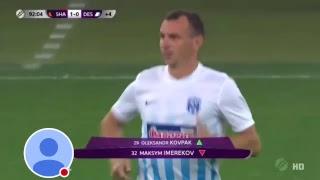 Шахтёр - Десна (Чемпионат Украины)