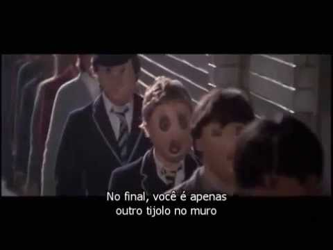 Pink Floyd -The Wall (legendado)