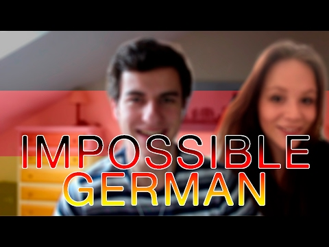 THE MOST DIFFICULT GERMAN WORDS | Language Challenge