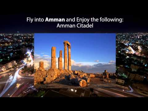 Business Class Travel to Amman, Jordan - www.TopBusinessClass.com