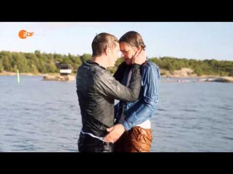 Nasse Szene aus: Inga Lindström – Alle lieben Elin
